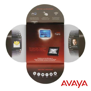 Video Book with fold-out pages, 2.4inch screen, 6 menu buttons and soft cover