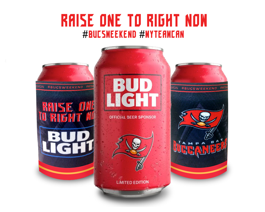 budweiser promotional items