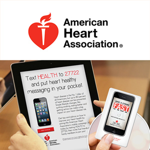 American Heart Association - Incentive programs to increase customer engagement.