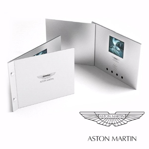 Aston Martin Video Brochure