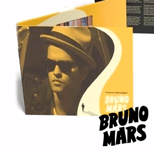Bruno Mars Video Brochure