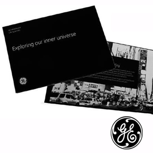 GE General Electric Video Brochure