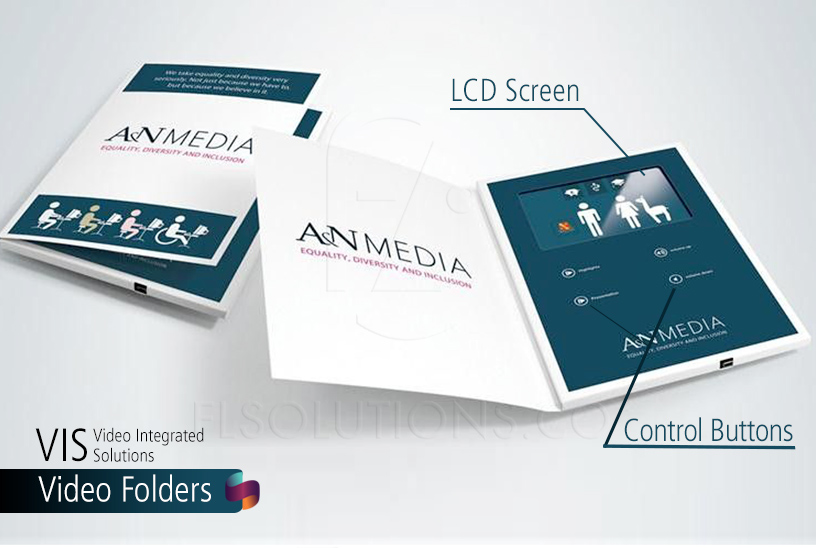 Video Integrated Solutions - Video Folders