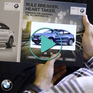 BMW X6 Video Brochure